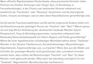 Sind die rechtsradikalen Minister der ukrainischen Regierung -Faschisten-- - Heinrich-Böll-Stiftung 2014-08-15 03-15-10