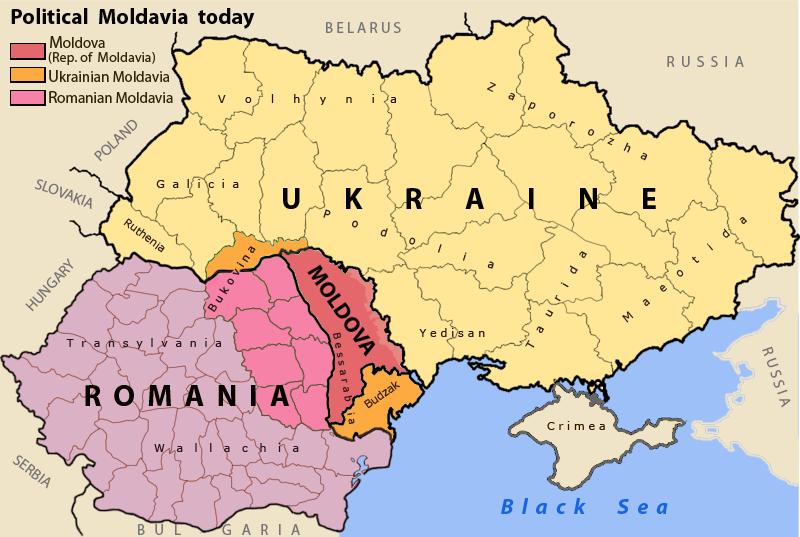 Moldawien Eu